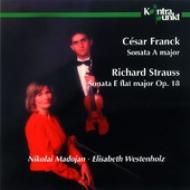Violin Sonata: Madojan(Vn)westenholz(P)