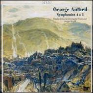 交響曲第4番「1942年」/第5番「歓喜」/アルジェー ウルフ/フランクフルト放送交響楽団