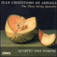 String Quartet, 1, 2, 3, : Quatuor Sine Nomine
