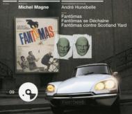 Fantomas -Soundtrack
