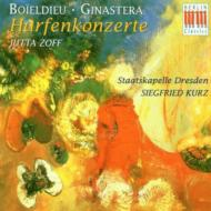Harp Concerto: Kurz / Skd