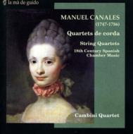 String Quartets: Cambini Q