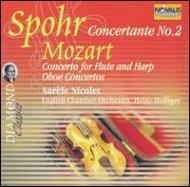 Concertos / Concertante.2: Nicolet(Fl)u.holliger(Hp)indermuhle(Ob)h.holli