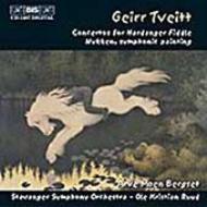 Hardanger-fidle Concerto.1, 2: Bergset(Hardanger Fiddle)Ruud / Stavanger