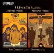 バッハ/Johannes-passion  Matthaus-passion鈴木雅明suzuki / Bach Collegium Japan