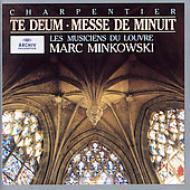 Te Deum、Messe De Minuit Pour Noel ミンコフスキ / Les Musiciens De Louvre