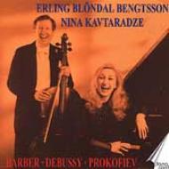 Cello Sonata: Bengtsson(Vc)kavtaradze(P)