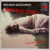 Beatrice Cenci: Zagrosek / Berlindeustches.o, R.alexander, D.jones, Estes