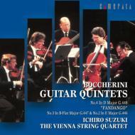 ギター五重奏曲 第2,3 & 4番 「ファンダンゴ」/鈴木一郎 & ウィーン弦楽四重奏団