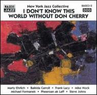 I Dont Know This World Withoutdon Cherry ドン チェリーなき世界
