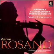 Violin Concerto: Rosand, Froment / Luxembourg Radio.o