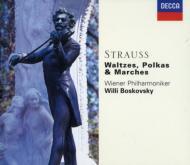 ワルツ、ポルカ、マーチ集 ボスコフスキー&ウィーン・フィル(6CD)