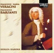 Recorder Sonatas: Bergen Baroque