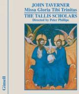 Missa Gloria Tibi Trinitas: Tallis Scholars