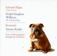 Violin Concerto: Kennedy(Vn)Rattle / City Of Birmingham So