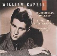 Piano Concerto / 3: Kapell, Koussevitzky, Dorati