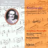 (ロマンティック・ピアノ協奏曲集 第28巻) ストヨフスキ:ピアノ協奏曲第1番&第2番/プロウライト(p)、ブラビンス(指揮)