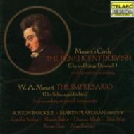 The Beneficent Dervish Pearlman / Boston Baroque +mozart Der Schauspield