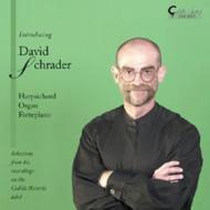 Keyboard Music: D.schrader(Cemb, Org)