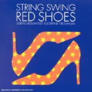 String Swing Red Shoes