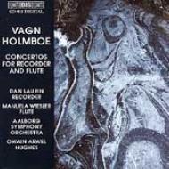Flute Concerto.1, 2, Recorder Concerto: ラウリン, ヴィースラー