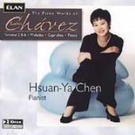 Piano Works: Hsuan-ya Chen