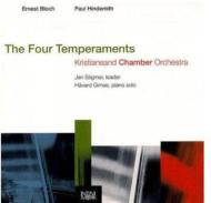 Concerto Grosso, 1, 2: Gimse(P)Stigmar / Kristiansand Co +hindemith