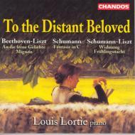 ベートーヴェン/リスト編曲:「はるかなる恋人に」他 ルイ・ロルティ(p)