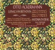オットー・アッカーマン〜ベートーヴェン第5番、ドヴォルザーク『新世界より』、ベートーヴェン第7番、ほか(2CD)