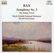 交響曲第3番/幸福な森 ジョーンズ/ロイヤル・スコティッシュ管弦楽団