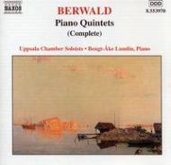 <ピアノ五重奏曲全集>第1番/第2番/他 ルンディン/ウプサラ・チェンバー・ソロイスツ