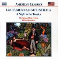 ロマンティック交響曲「熱帯の夜」/他 ローゼンバーグ/ホット・スプリングズ・ミュージック・フェスティヴァル