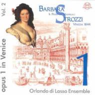 Il Primo De'madrigali: Orlandodi Lasso Ensemble