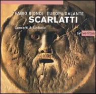 Sinfonias, Concerto Grossi: Biondi, Europa Galante