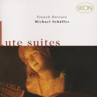 Michael Schaffer The Baroque Lute