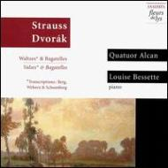 Waltzes / Bagatelles: Quatuor Alcan