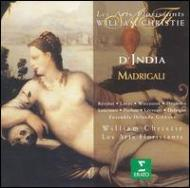 Madrigals: Christie / Les Arts Florissants