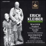 Sym.7 / Music From Parsifal: E.kleiber / Concertgebouw.o, Nbc.so