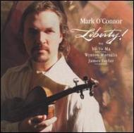 Liberty: O'connor(Vn)Yo-yo Ma(Vc)Marsalis(Tp)James Taylor