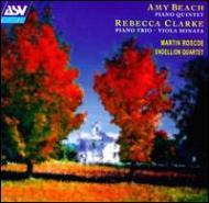 Piano Quintet / Piano Trio: Roscoe, Endella Clarke: Piano Trio, Viola Sonata