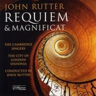 Requiem, Magnificat: Rutter / Cambridge Singers, City Of London Sinfonia
