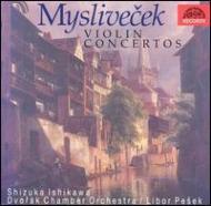 Violin Concerto: S.ishikawa, Pesek / Dvorak.co