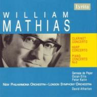 Concertos: Atherton / Npo他