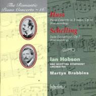 (ロマンティック・ピアノ協奏曲集 第16巻)フース:ピアノ協奏曲ほか イアン・ホブソン(p)/ブラビンズ