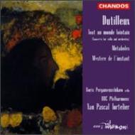 デュティーユ:チェロ協奏曲「はるかなる遠い国へ」他 トルトゥリエ(指揮)/BBCフィルハーモニック