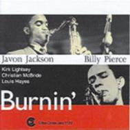 Burnin -With Billy Pierce