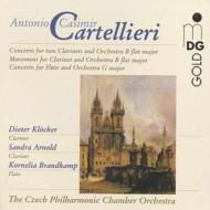 Concerto For Clarinet, 2 Clarinets: Klocker, Arnold(Cl)/ Czech.pco
