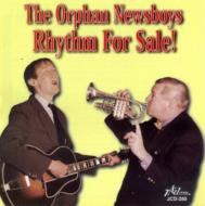 HMV&BOOKS onlinePrphan Newsboys/Rhythm For Sale!