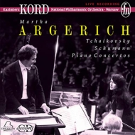 Piano Concerto.1 / : Argerich(P)kord / Warsaw National.po ('80 / '79)