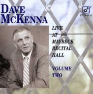 Live At Maybeck Recital Vol.2
